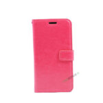 Samsung, A5 2016, Flipcover, Mobilcover, Mobil cover, billig, Pink, Lyseroed, Lyserød