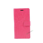 Samsung, A5 2017, Flipcover, Mobilcover, Mobil cover,billig, pink, lyserød, lyseroed,