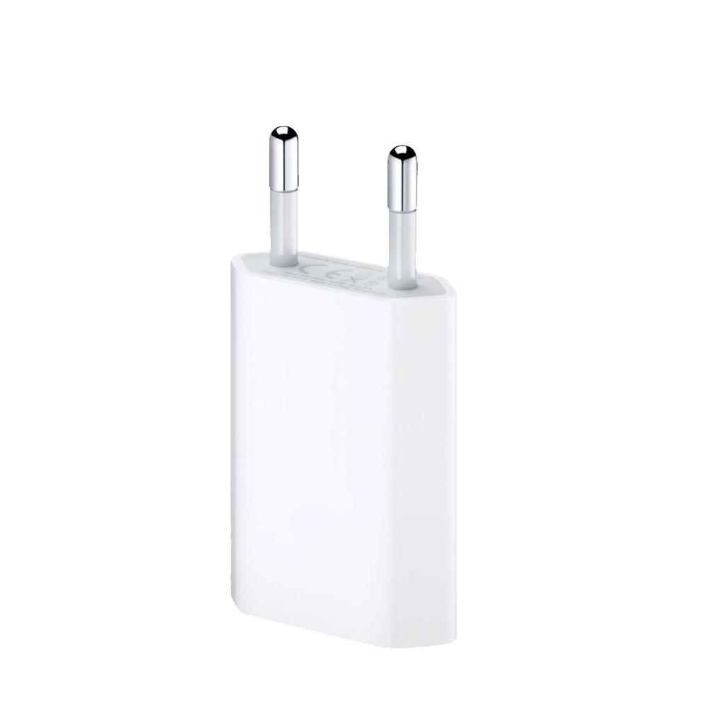 iPhone power adapter, Strømforsyning