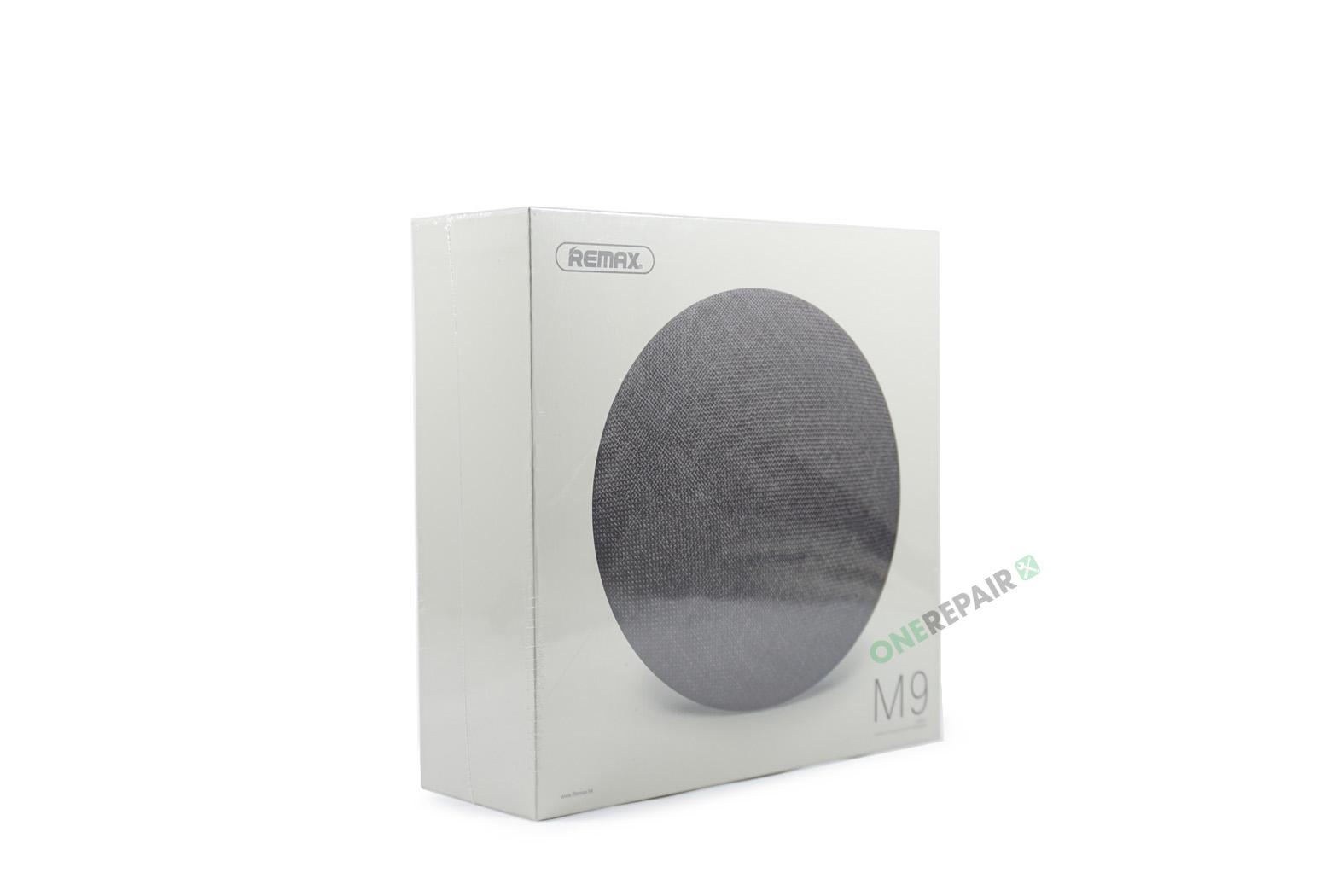 351367_Remax_M9_Hoejtaler_Bluetooth_Traadloes_Sort_Onerepair_WM_00001