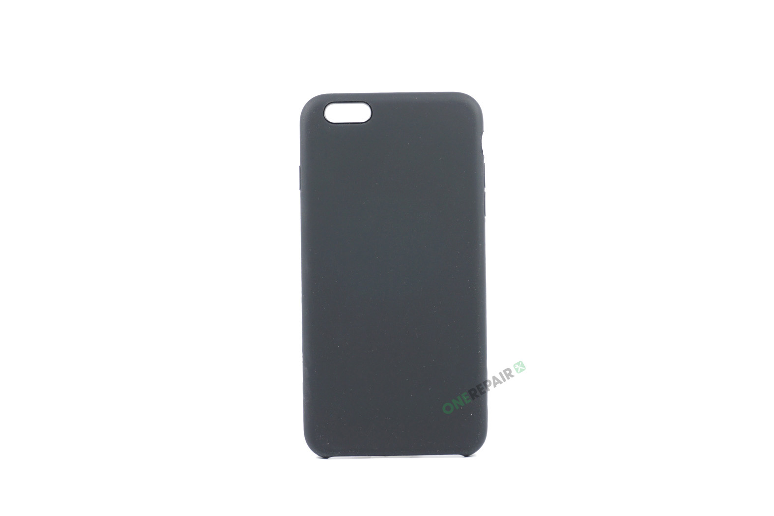 iPhone 6 Plus, iPhone 6S Plus, Silikone cover, Sort