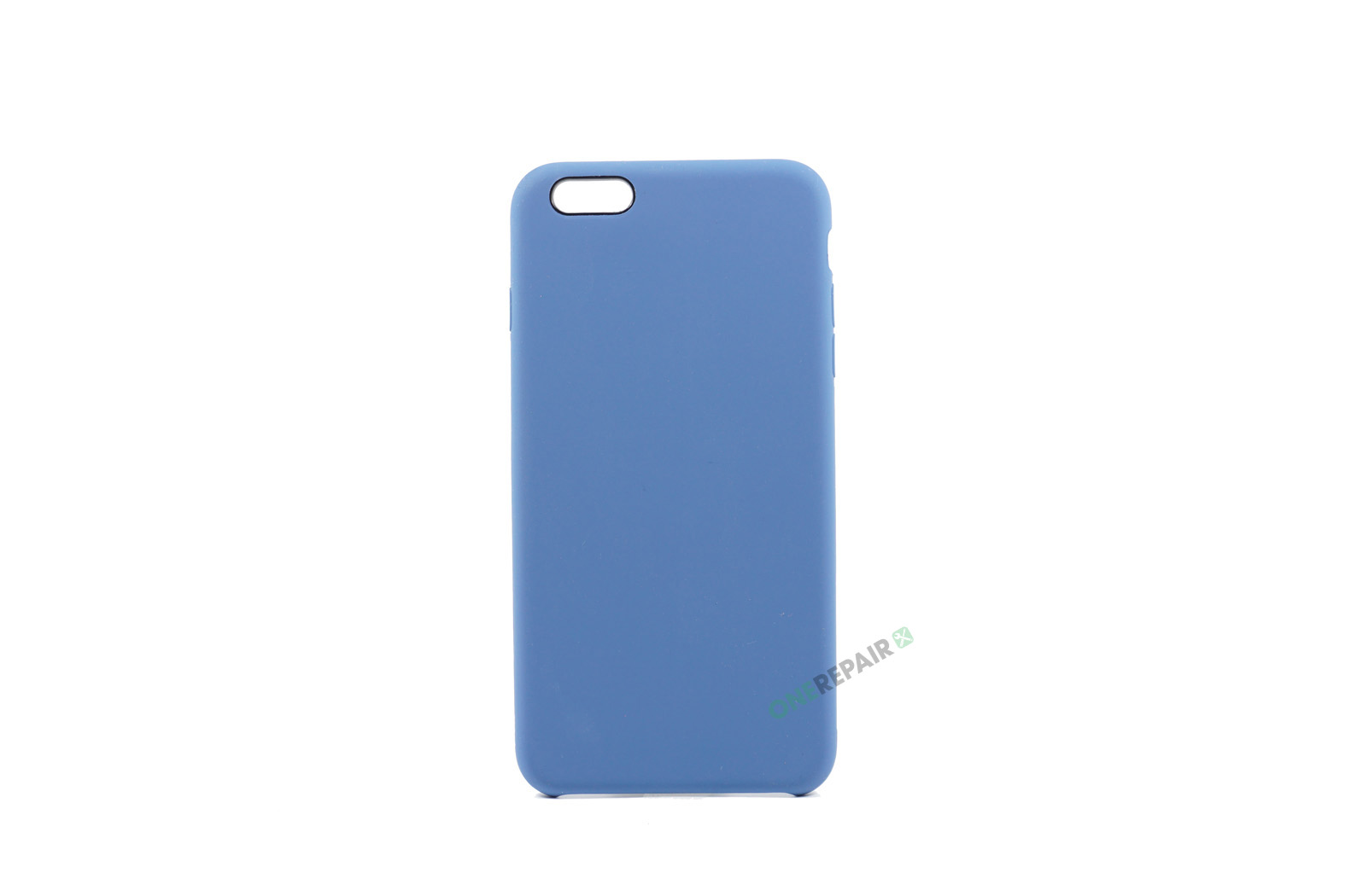 iPhone 6 Plus, iPhone 6S Plus, Silikone cover, Blå