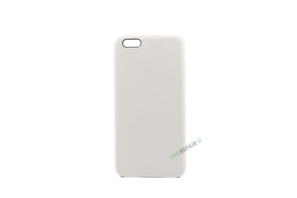 iPhone 6 Plus, iPhone 6S Plus, Silikone cover, Beige