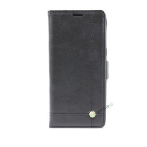 Samsung, Note 8, Flipcover, Mobilcover, Mobil cover, billig, Sort