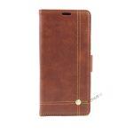 Samsung, Note 8, Flipcover, Mobilcover, Mobil cover, billig, Brun