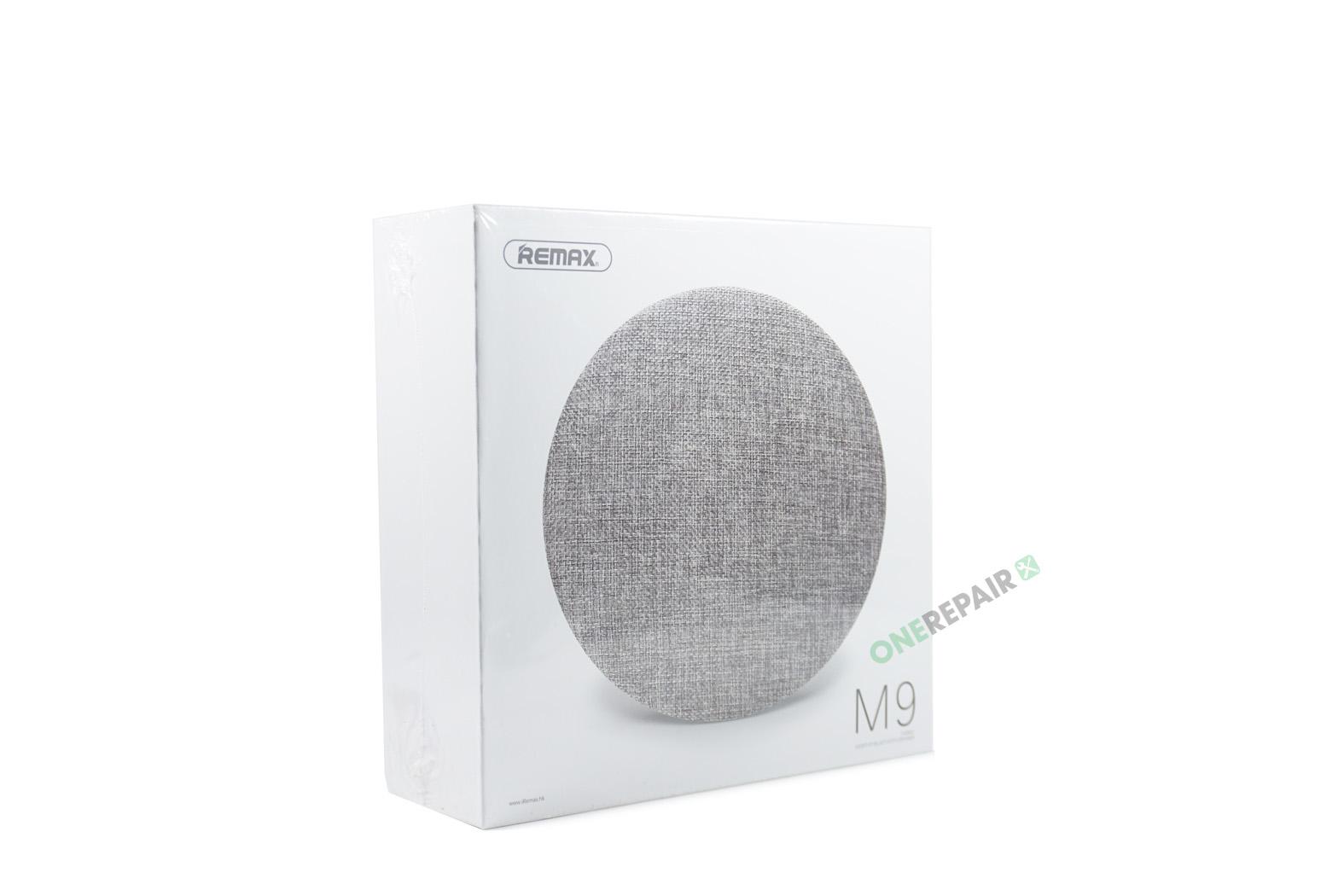 351746_Remax_M9_Hoejtaler_Bluetooth_Traadloes_Hvid_Onerepair_WM_00001
