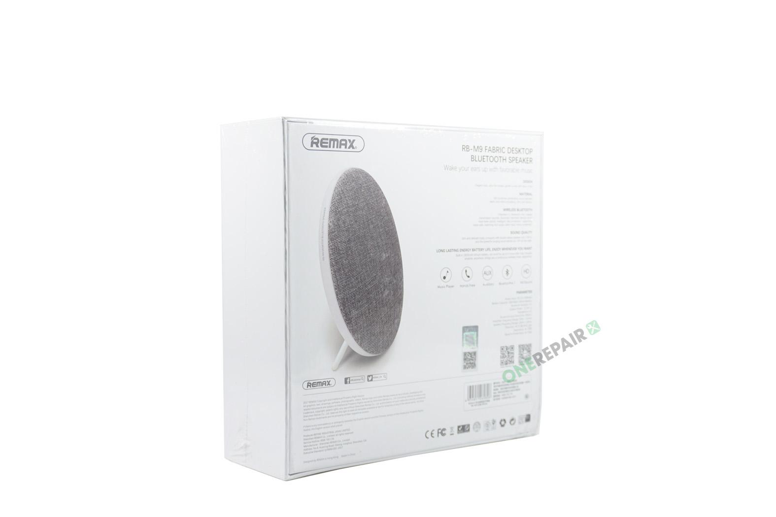 351746_Remax_M9_Hoejtaler_Bluetooth_Traadloes_Hvid_Onerepair_WM_00002
