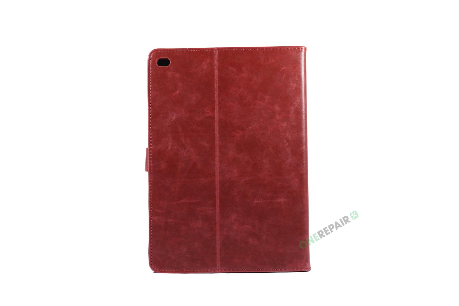 351756_iPad_Air2_2_A1566_A1567_Flipcover_Boeg_Roedbrun_Brun_Roed_Book_00002