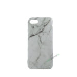 iPhone 7, iPhone 8, Marmor cover, Hvid