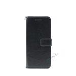 Huawei P20, Flipcover, cover, Plads til kort, Sort