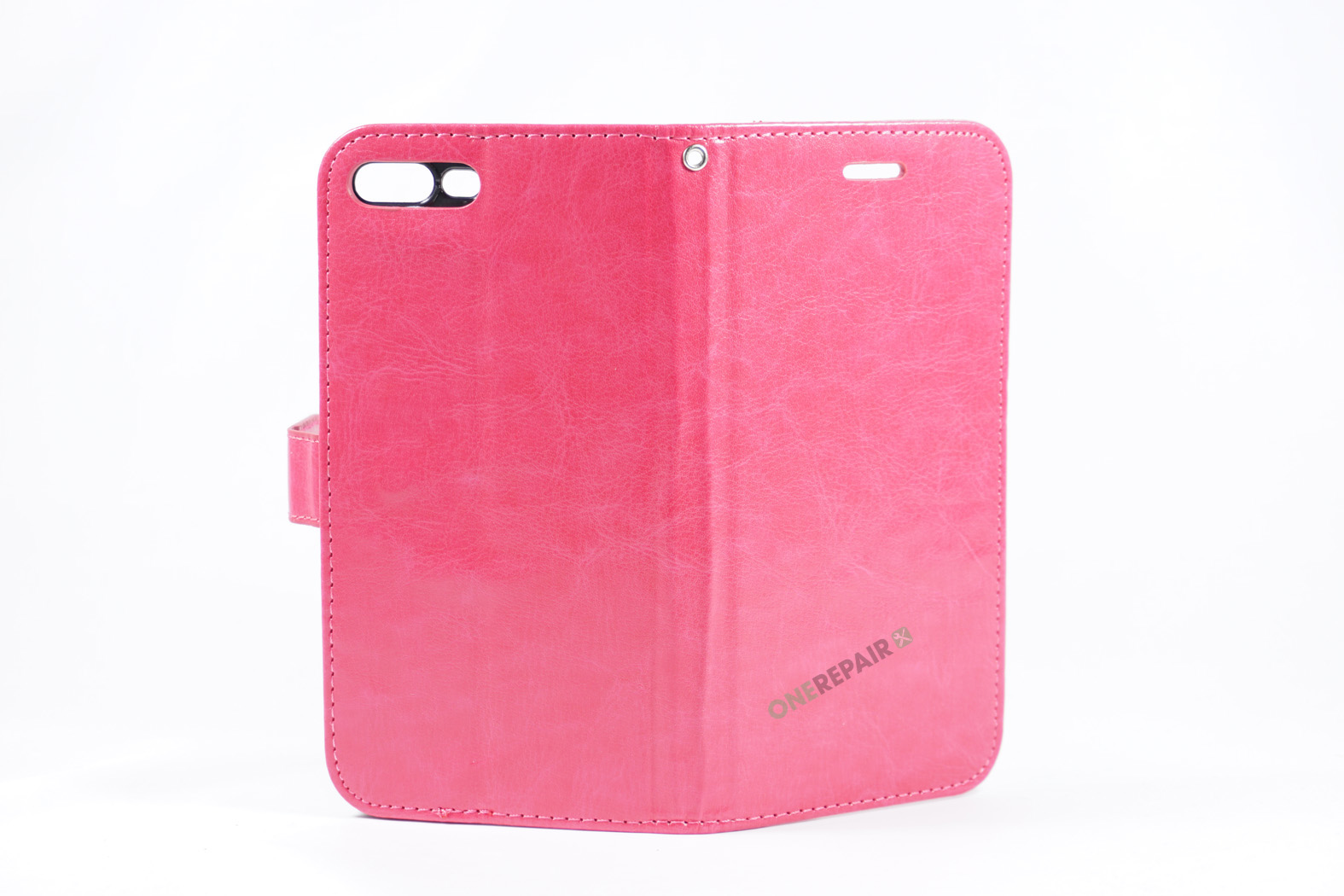 351830_iPhone_7+_8+_Flipcover_Classic_Cover_Pink_Lyseroed_OneRepair_WM_00003