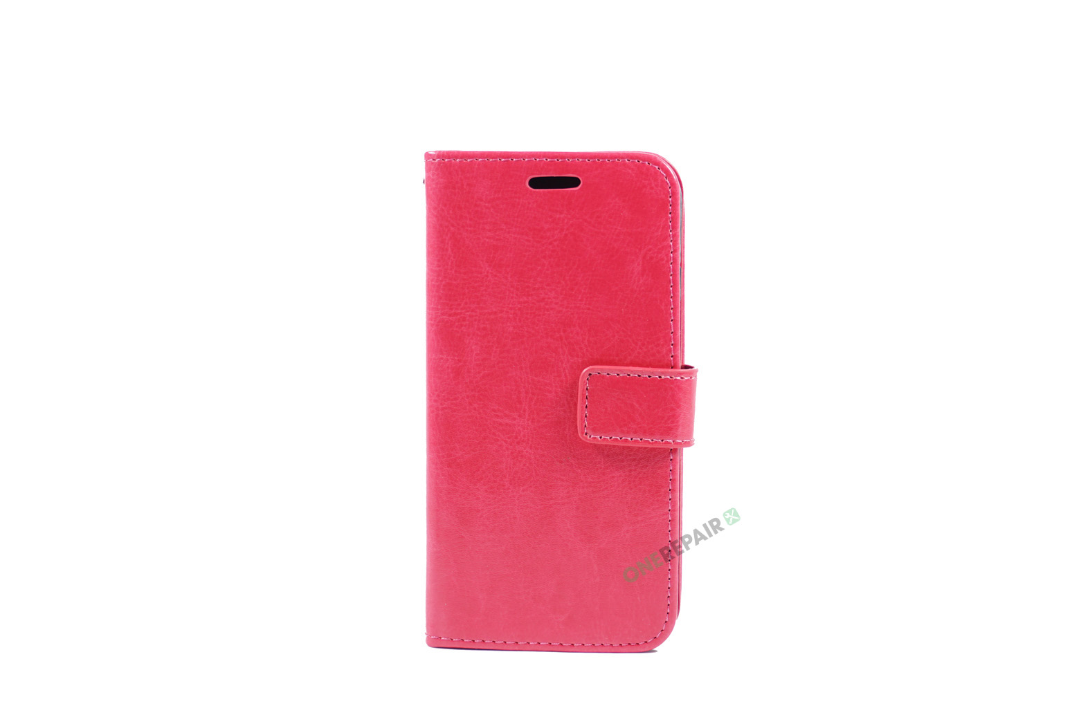 351834_iPhone_7_8_Flipcover_Classic_Cover_Lyseroed_Pink_OneRepair_WM_00001