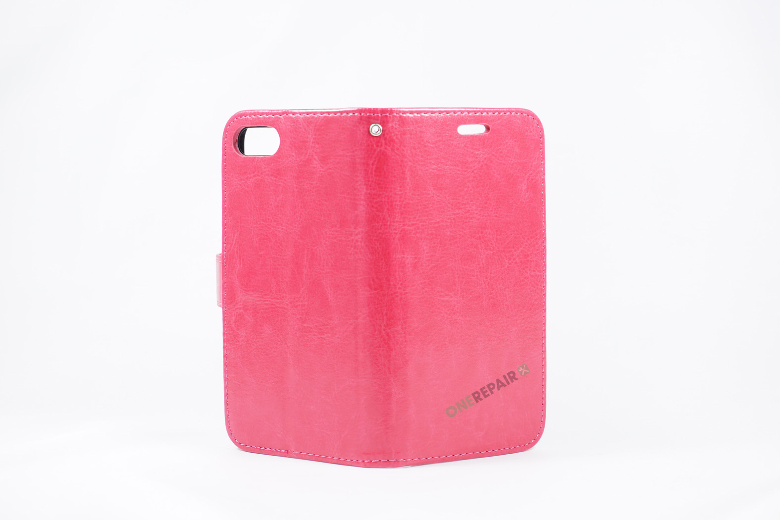 351834_iPhone_7_8_Flipcover_Classic_Cover_Lyseroed_Pink_OneRepair_WM_00003