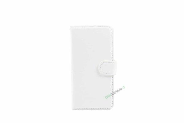 iPhone 7 / 8 Hvid Flipcover, Magnet, Plads til kort
