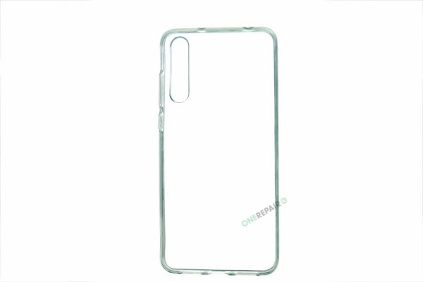 Huawei P20 Pro cover, Gennemsigtig, Transparant, Gummicover