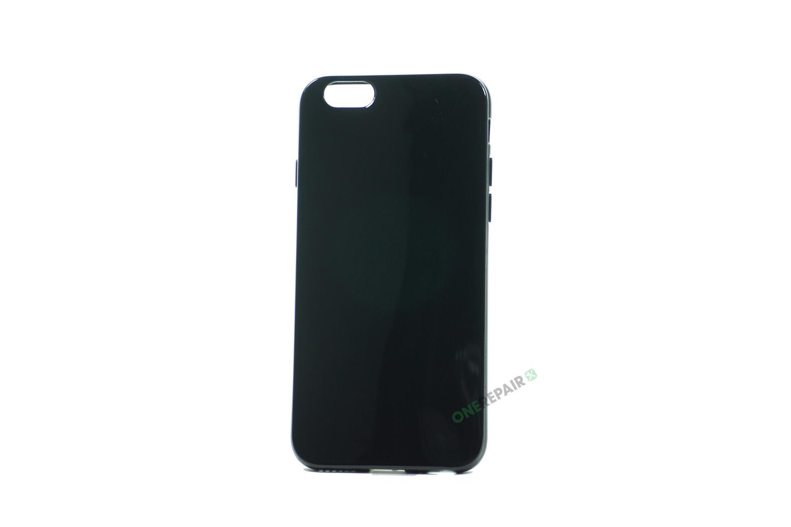 iPhone 6, 6S, A1549, A1586, A1589, A1633, A1688, A1700, A1691, Apple, Bagcover, Cover, Sort, Billig