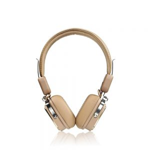 Bluetooth headset, Sandfarvet, Trådløs, Høretelefoner, Øretelefoner,