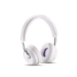 Bluetooth headset, Hvid, Trådløs, Høretelefoner, Øretelefoner,