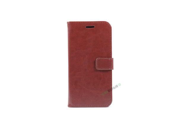 Huawei P20 Pro, Flipcover, cover, Plads til kort, Brun