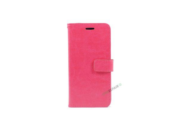 Huawei P20 Pro, Flipcover, cover, Plads til kort, Pink