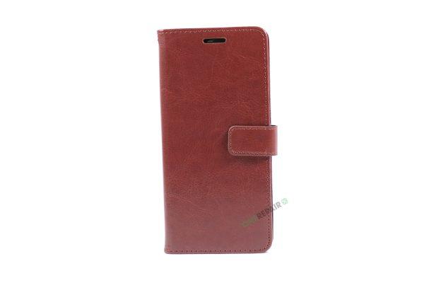 Samsung, Note 9, Flipcover, Mobilcover, Mobil cover, billig, Brun