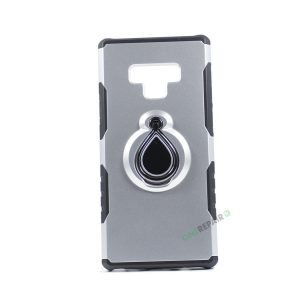 Samsung, Note 9, Hardcase, Håndværkercover, haandvaerker cover, Mobilcover, mobil, billig, Soelv, sølv, graa, grå