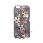 iPhone 6, 6S, A1549, A1586, A1589, A1633, A1688, A1700, A1691, Apple, Bagcover, Cover, Billig, Motiv, Blomster,
