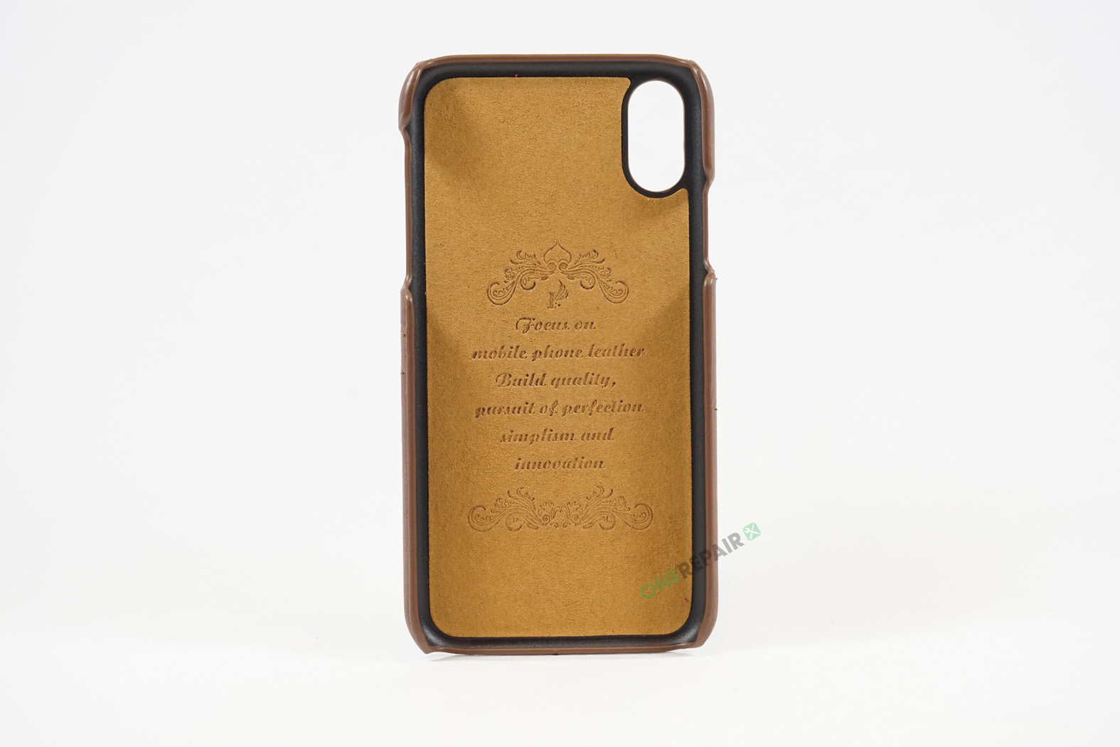 351992_iPhone_Xs_Max_Laeder_Kortholder_Cover_Brun_OneRepair_00003