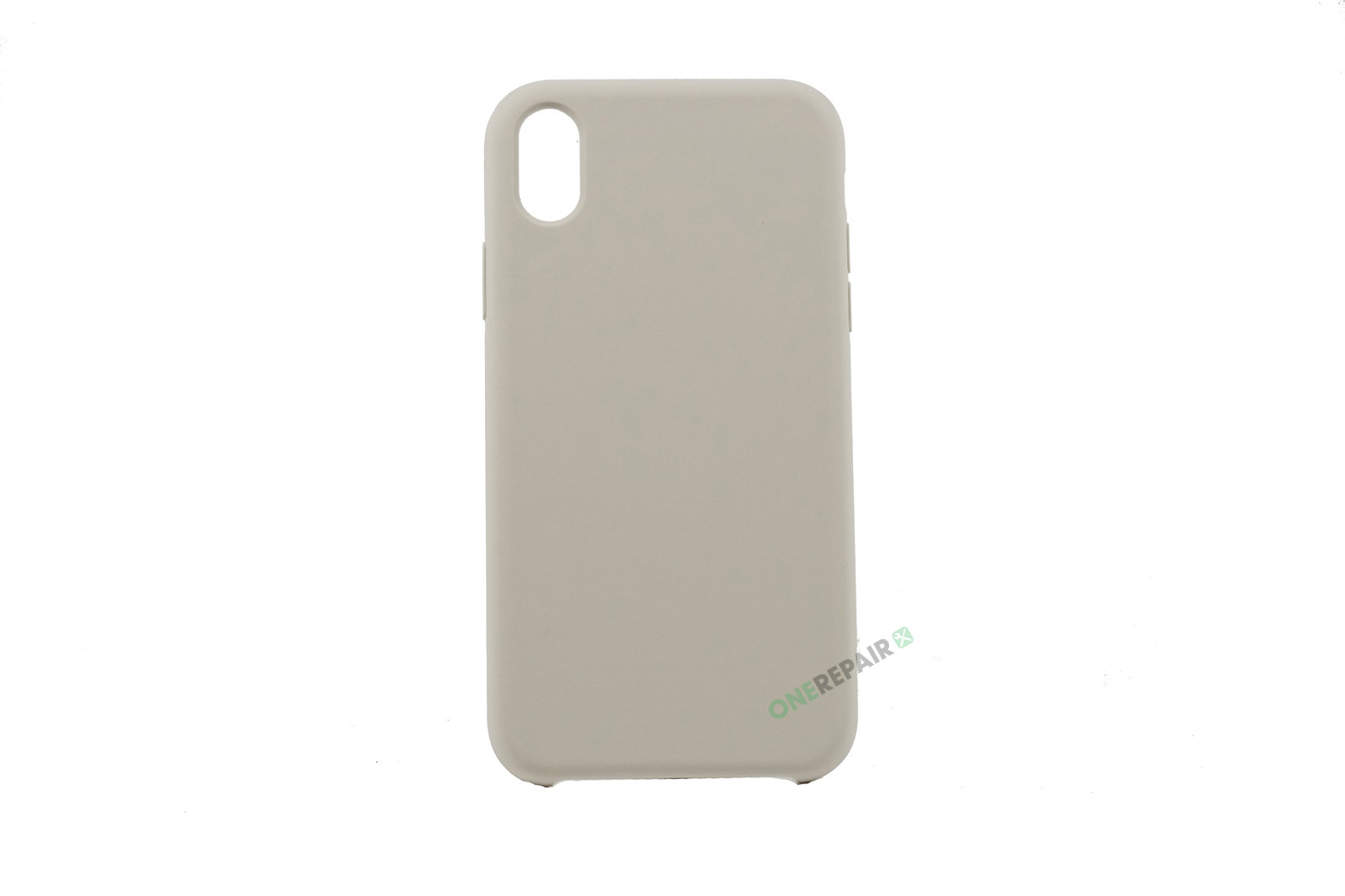 352057_iPhone_XR_Silikonecover_Cover_Graa_OneRepair_00001