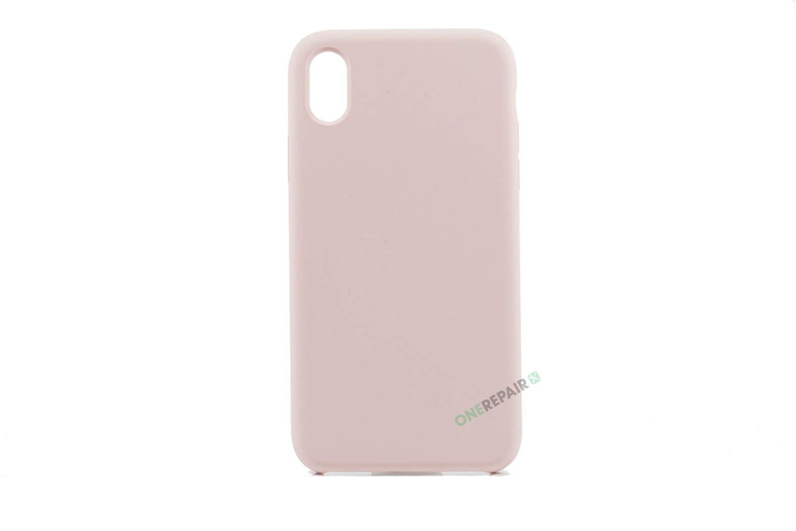 iPhone, X Xs Max, Silikone, Silikonecover, Mobilcover, Mobil cover, billig, Beige, Patel, lyseroed, lyserød,