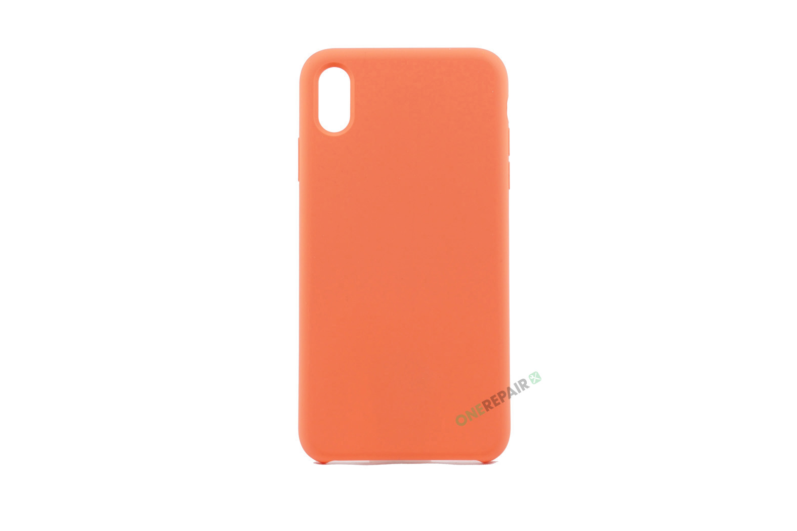 iPhone, X Xs Max, Silikone, Silikonecover, Mobilcover, Mobil cover, billig, Orange
