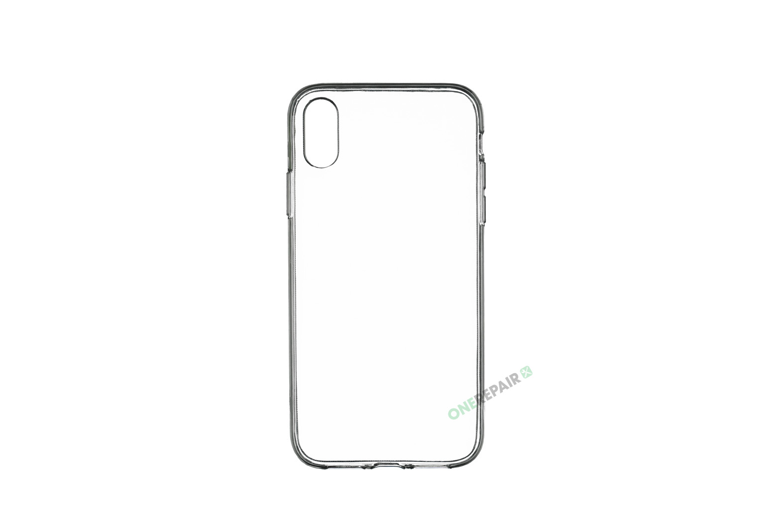 iPhone Xr, A1984, A2105, A2106, A2108, Transparant, Gennemsigtig, Gummicover, Billig, Cover, Bagcover,