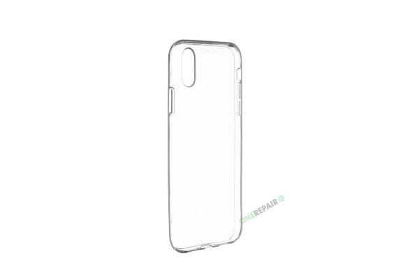 iPhone XR cover, Gennemsigtig, Transparant