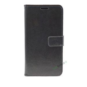 iPhone, X Xs Max, Flipcover, Plads til kort, Mobilcover, Mobil cover, billig, Sort,