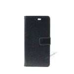 Huawei P Smart, Flipcover, cover, Plads til kort, Sort