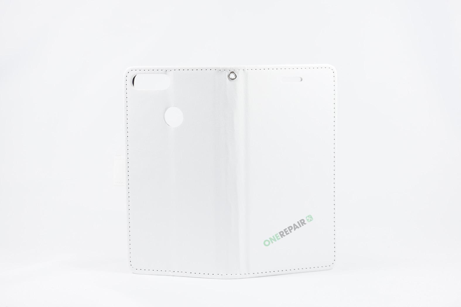 352073_Huawei_P_Smart_Flipcover_Classic_Hvid_OneRepair_00003