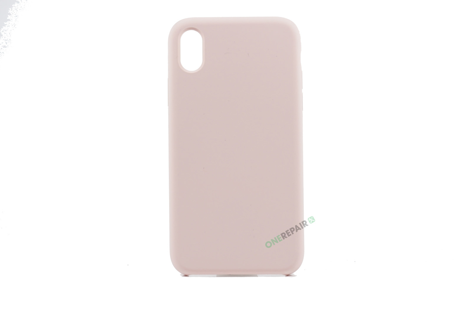 iPhone Xr, A1984, A2105, A2106, A2108, Silikone, Applecover, Apple, Simpel, Lyseroed, Lyserød, Pastel, Pink, Billig, Cover,