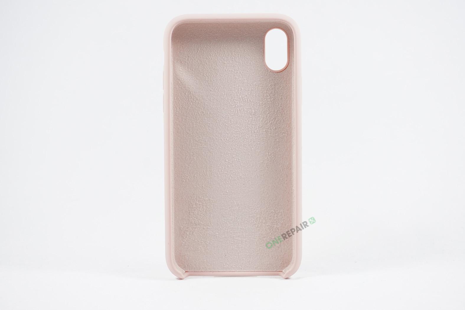 352076_iPhone_XR_Silikonecover_Cover_Beige_Pastel_Lyseroed_Pink_OneRepair_00003