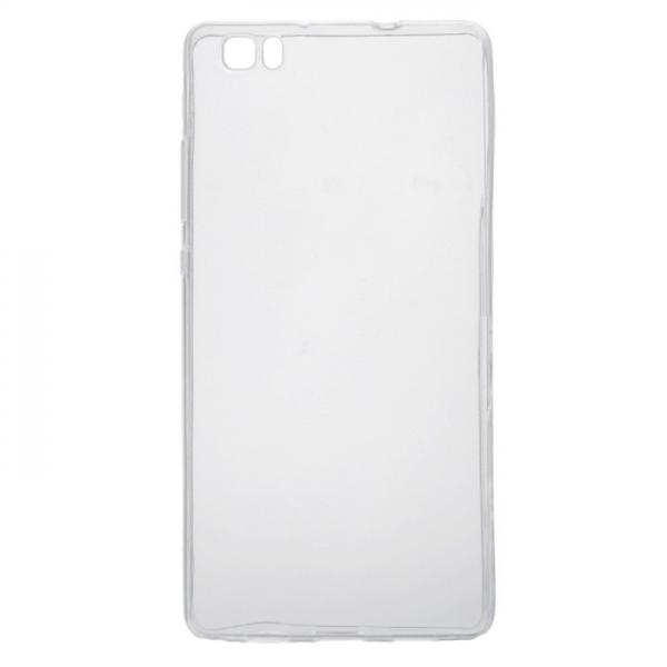 Huawei P8 lite cover, Transparant, Gennemsigtig