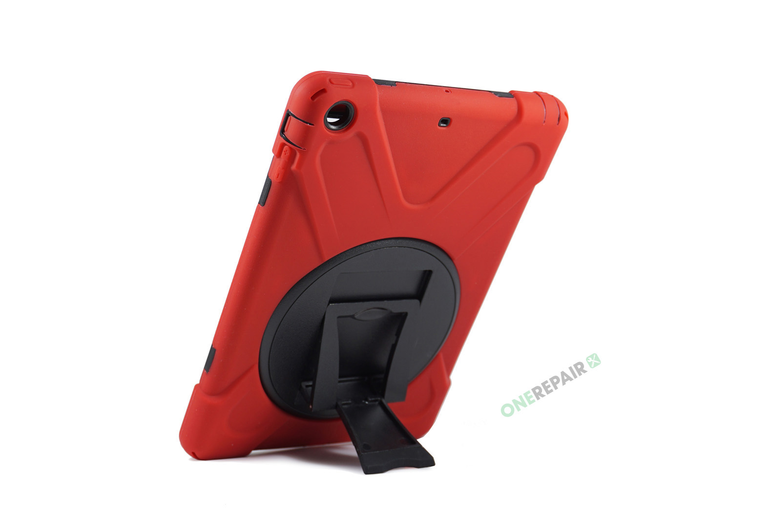 351012_iPad_Air_A1474_A1475_A1476_3-in-1_Boernecover_Børne_Hardcase_Cover_Roed_OneRepair_00004