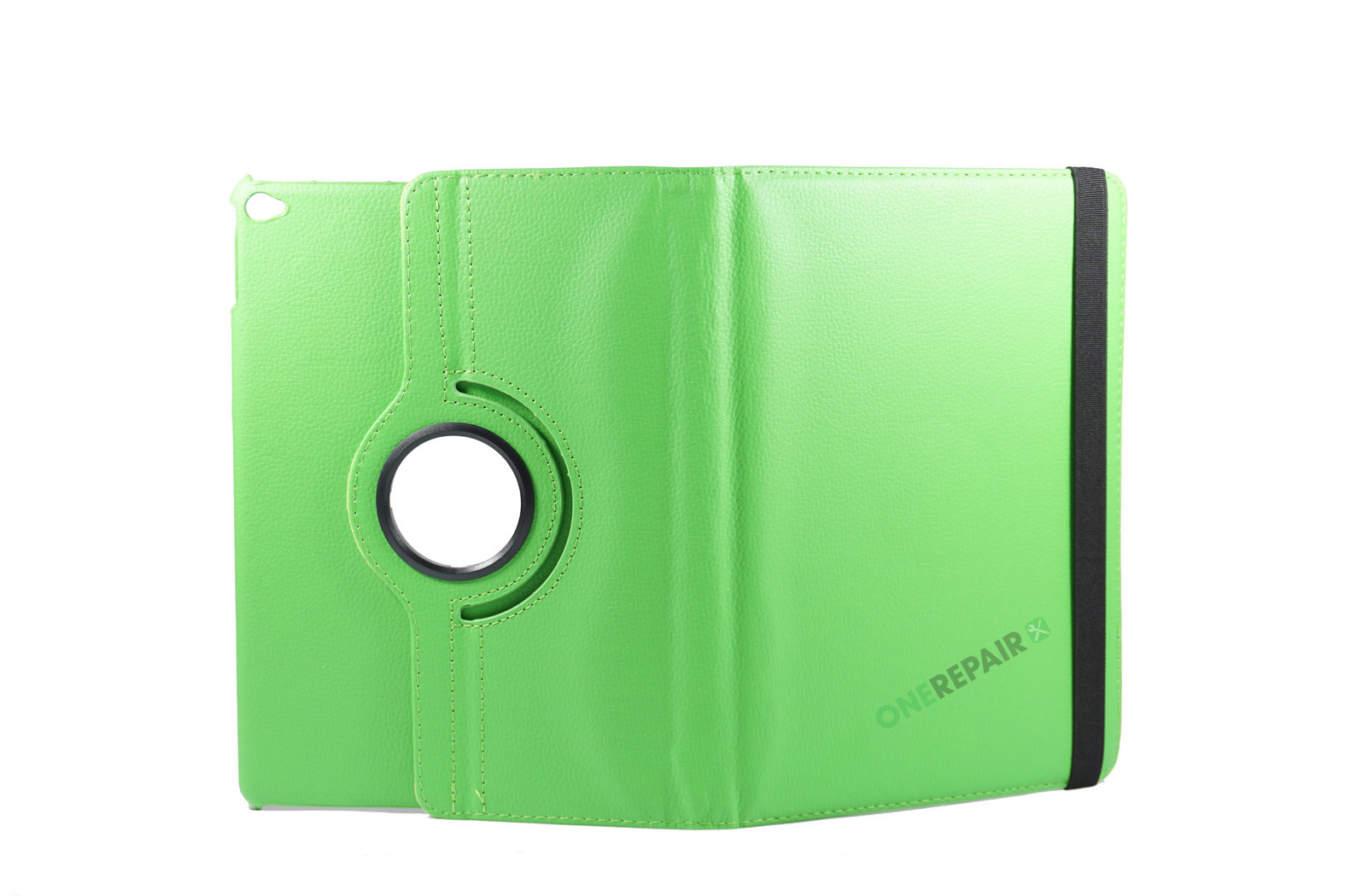 351018_iPad_Air_A1474_A1475_A1476_Flipcover_Cover_Groen_OneRepair_00004