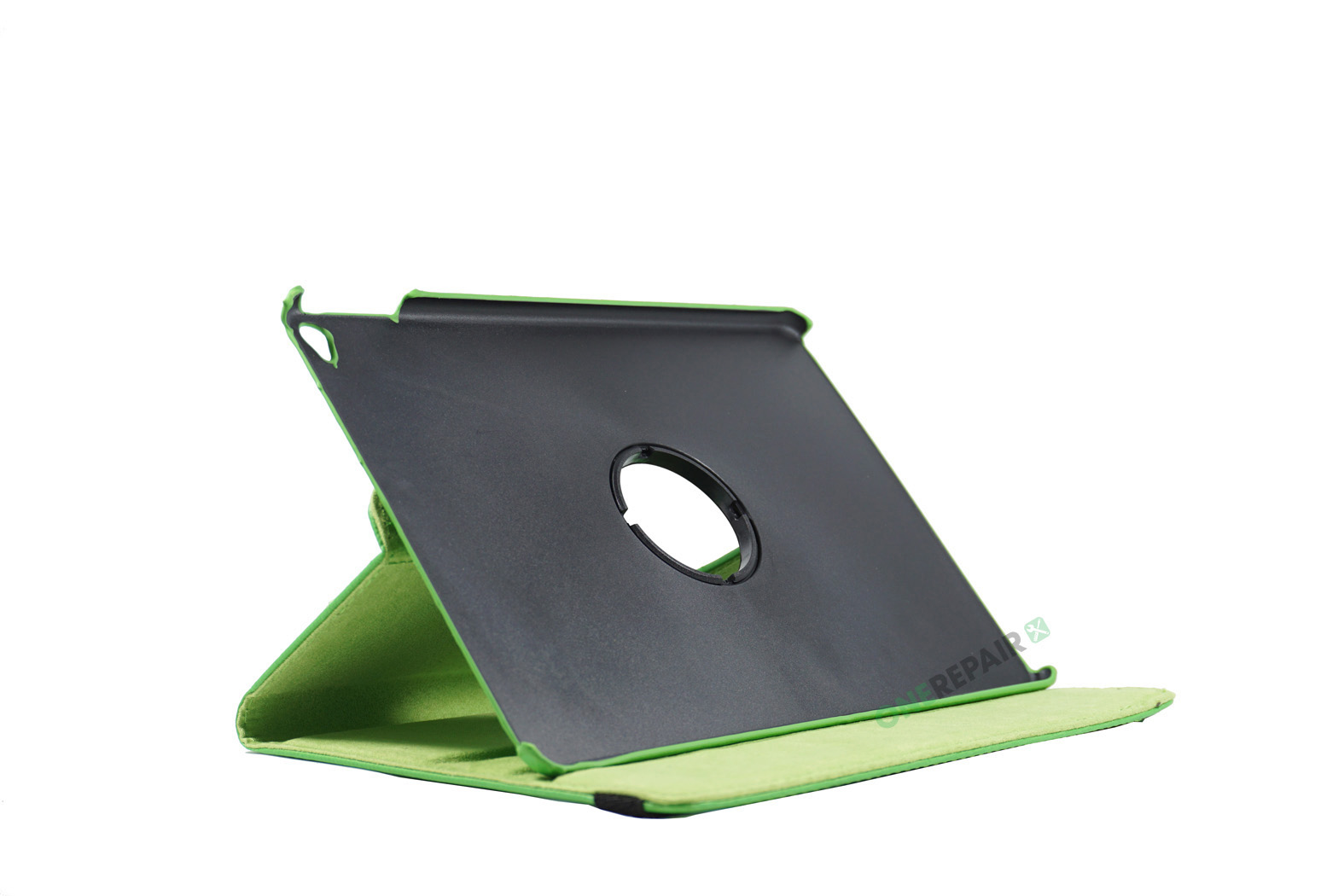 351018_iPad_Air_A1474_A1475_A1476_Flipcover_Cover_Groen_OneRepair_00006
