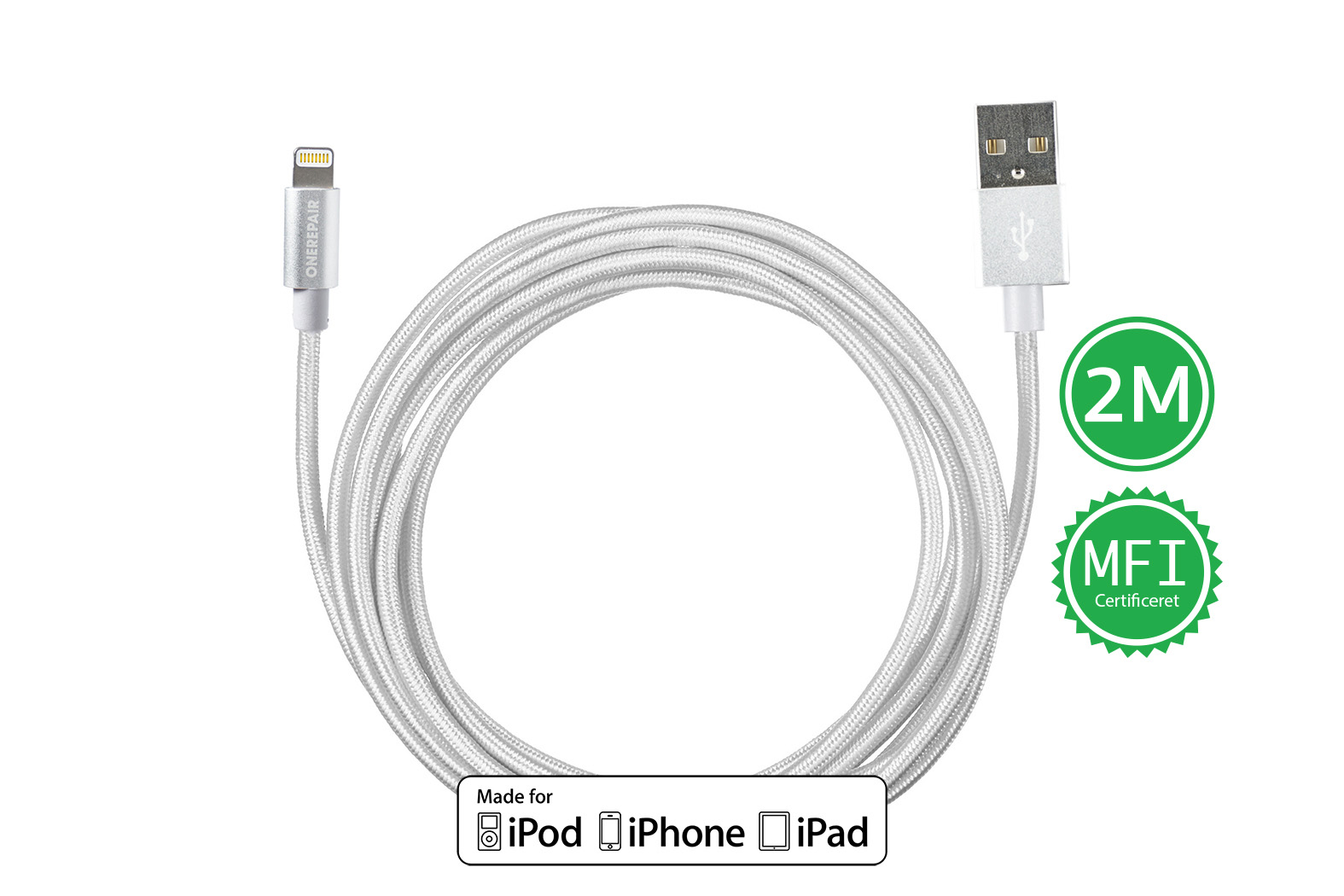 352084_OneRepair_Oplader_Kabel_Lightning_iPhone_Lader_Apple_Godkendt_Langt_2_Meter_Billigt_OneRepair_00001