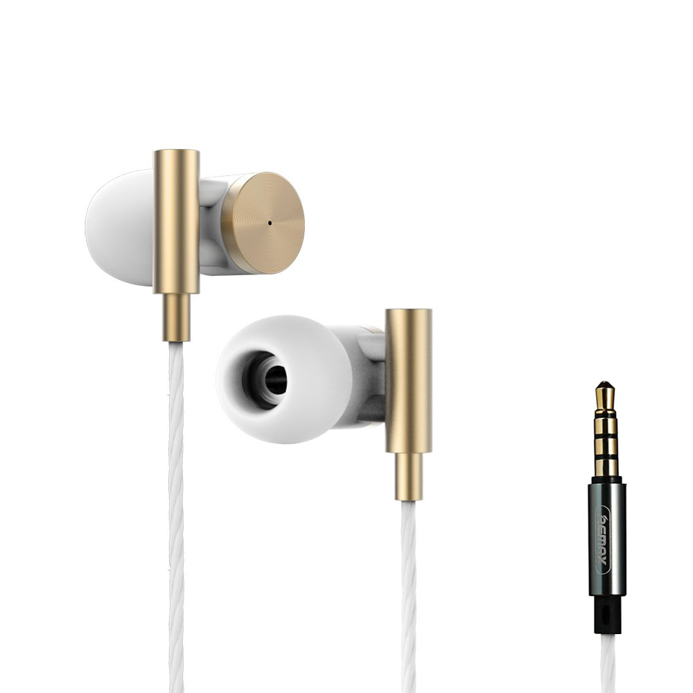 2212-002_Remax_RM-530_Headset_Earphones_iPhone_Ledning_AUX_Earplugs_Samsung_Guld_OneRepair_00001
