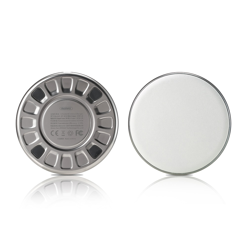 Trådløs oplader, Traadloes oplader, Wireless charger, til iPhone, iPhone X, Bedst, Billig