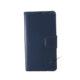 Huawei P30 Pro, flipcover, Blå, Navy Blue, Plads til kort