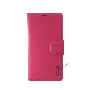 Huawei P30 Pro, flipcover, Pink, Plads til kort