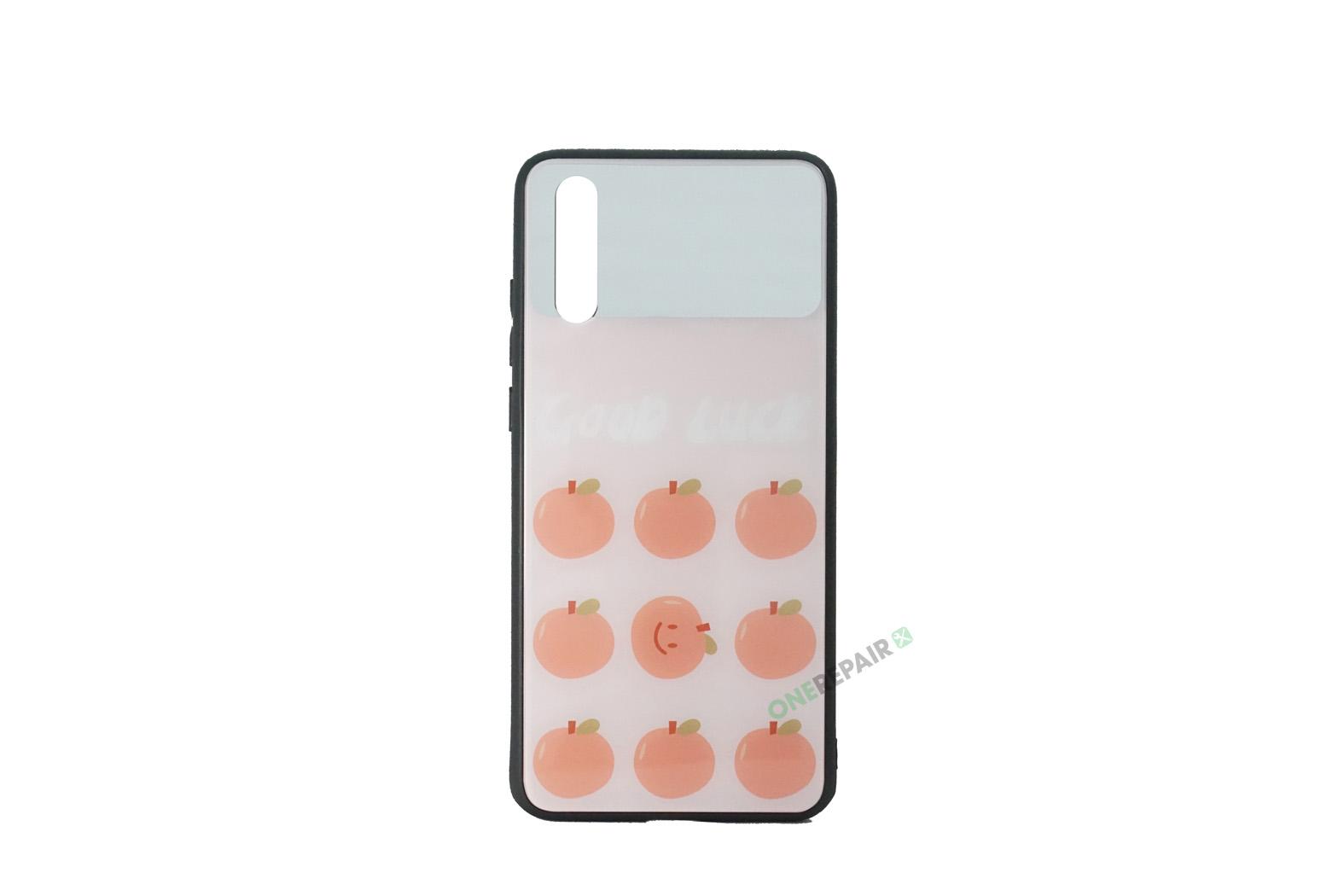 Huawei P30, Cover, Appelsin, Spejl