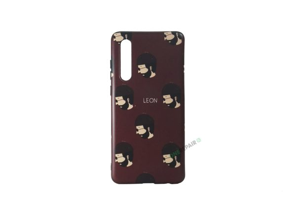 Huawei P30, Cover, Hipsterpige, Leon the Professional, León