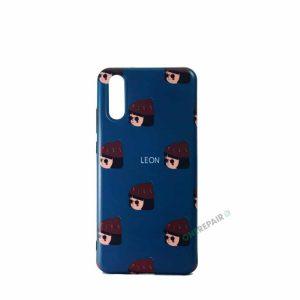 Huawei P20 Blå cover